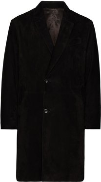 Fiore single-breasted jacket - Black
