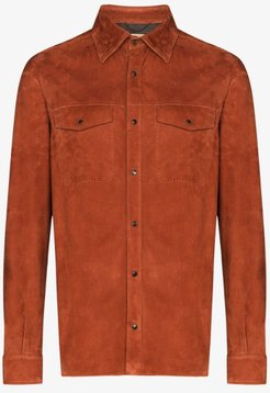 Cervino suede jacket