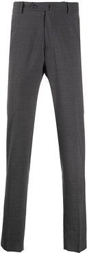 tailored suit trousers - Grey