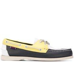 Docksides boat shoes - Yellow