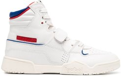 Alsee high-top sneakers - White