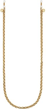 glasses link chain - GOLD