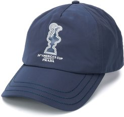 x 36th America's Cup presented by Prada baseball cap - Blue
