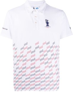 x 36th America's Cup presented by Prada polo shirt - White