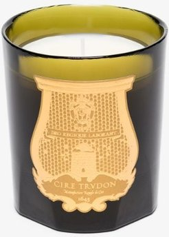 green and white Cyrnos candle