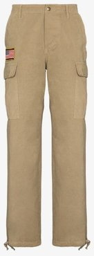 hunting cargo trousers