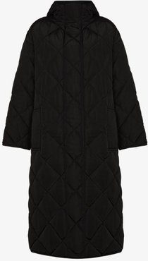 Sue quilted padded coat