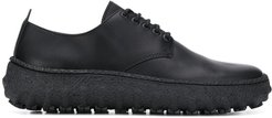 Ground lace-up shoes - Black