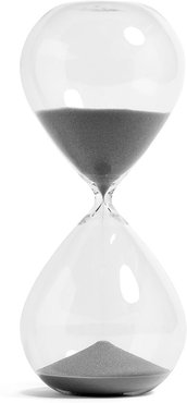 Time large hourglass - Neutrals