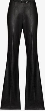 X Homecoming bootcut trousers