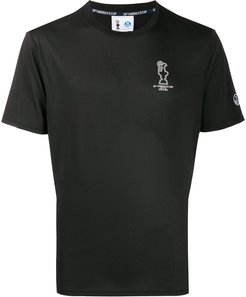 x 36th America's Cup presented by Prada printed T-shirt - Black