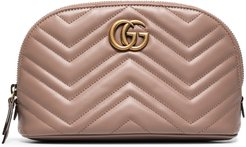 GG Marmont cosmetic case - Neutrals
