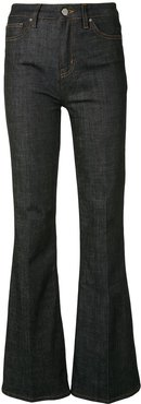 flared bootcut jeans - Blue