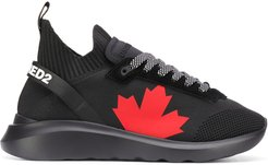 Speedster low-top sneakers - Black