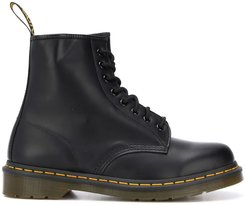 1460 military boots - Black