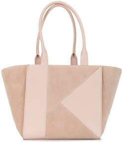 small 'K' tote - PINK