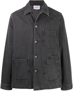 Theo buttoned jacket - Grey