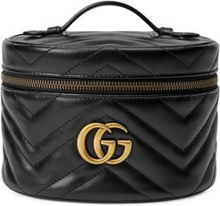 GG Marmont cosmetic case - Black