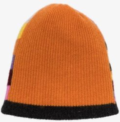 Multicoloured Experiments beanie hat