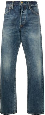 x TWC relaxed fit jeans - Blue
