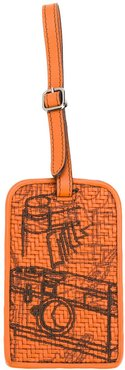PELLETESSUTA™ Reflex bag tag - ORANGE