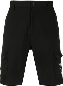 36th America's Cup cargo shorts - Black