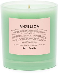 Anjelica scented candle 200g - Green