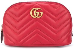 GG Marmont cosmetic case - Red