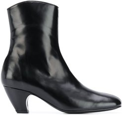 mid-high ankle boots - Black