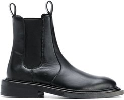 Hacienda ankle boots - Black