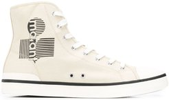 Benkeen high-top sneakers - Neutrals
