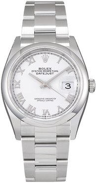2020 unworn Oyster Perpetual Datejust 36mm - White