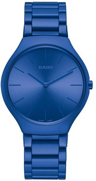 True Thinline Les Couleurs Le Corbusier 39mm - Blue