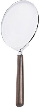classic magnifying glass (20cm) - Brown