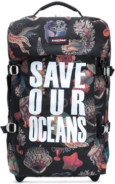 Save Our Oceans carryon - Black