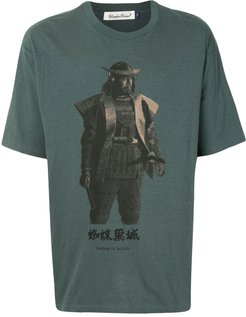 Throne Of Blood T-shirt - Green