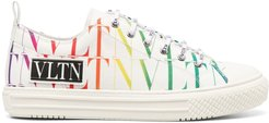 VLTN TIMES Giggies low-top sneakers - White