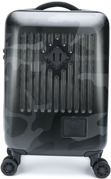 Trade Carry-On hard shell luggage - Black