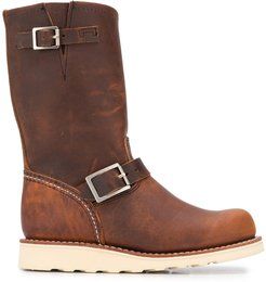 Classic Engineer boots - Brown