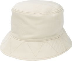Little X reversible bucket hat - Neutrals