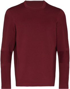 FusionKnit performance jumper - Red
