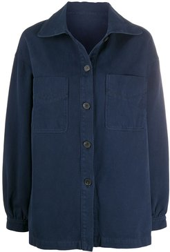 Explorer jacket - Blue