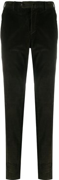 corduroy trousers - Green