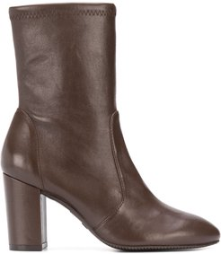 Yuliana 60mm ankle boot - Brown