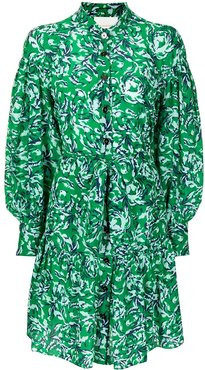 Regenerate shirt dress - Green