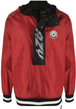 Faster track jacket - Red