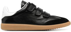 Bethy touch-strap sneakers - Black