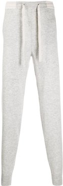 cashmere trackpants - Grey