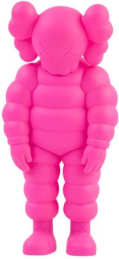 Kaws What Party doll - PINK