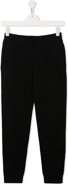 TEEN casual cotton trousers - Black